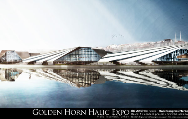 Golden Horn Halic Expo