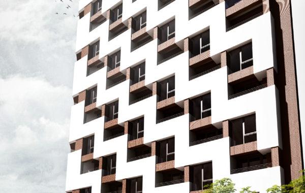 Diagonal Residence
