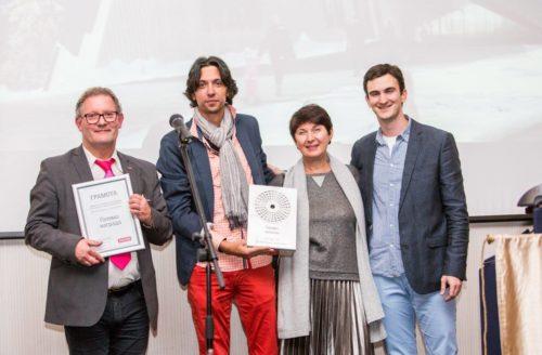 BD Arch Received the Invigorating Light Grand Prix