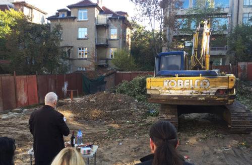 Lozenetz Residence construction begins